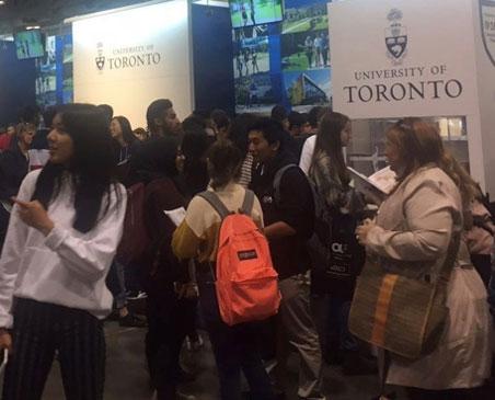 Ontario Universities Fair U of T