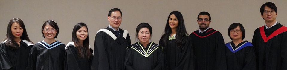 Laureate staff