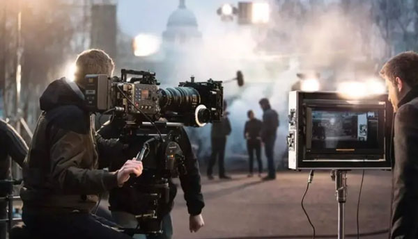 Lead College film and media production